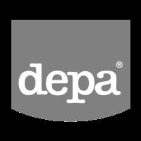 BooM Creatives brand identity packaging design Depa logo 1600x1067